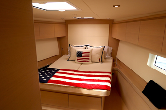 overnight stays on a private yacht on Maui